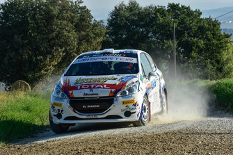 Davide Nicelli, Alessandro Mattioda, Peugeot 208 R2B, La Superba