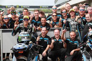 Luca Marini, Sky Racing Team VR46, Francesco Bagnaia, Sky Racing Team VR46