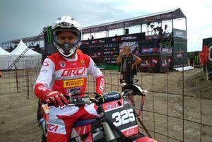MX2: Delvintor Alfarizi, Team Merah Putih