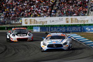 #21 Team Zakspeed BKK Mobil Oil Racing Mercedes-AMG GT3: Luca Stolz, Sebastian Asch