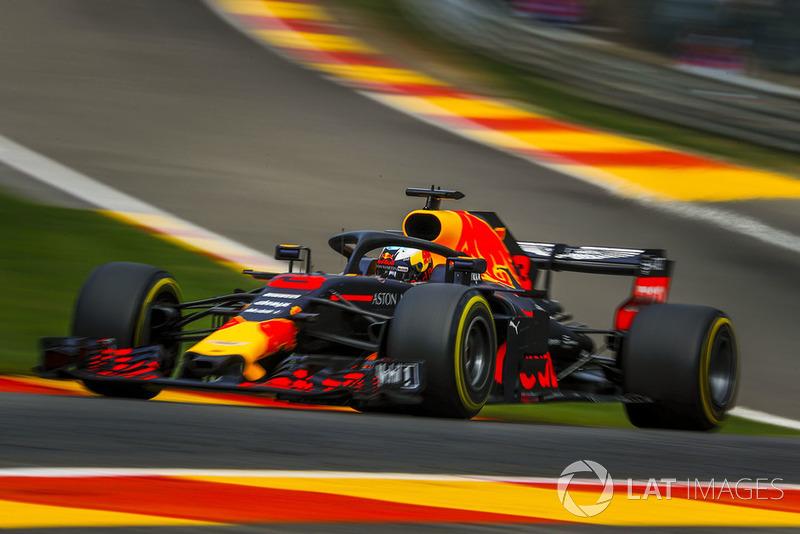 Daniel Ricciardo - Red Bull Racing - 7