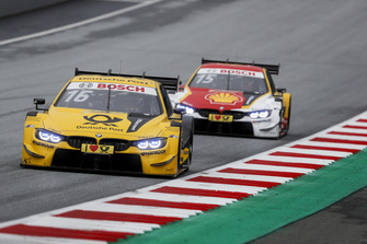 Timo Glock, BMW Team RMG, BMW M4 DTM. James Gasperotti