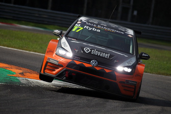 Martin Ryba, Brutal Fish Racing Team Volkswagen GTi TCR