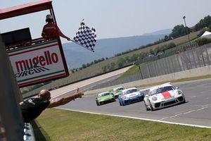 Bandiera a scacchi per Bashar Mardini, GDL Racing