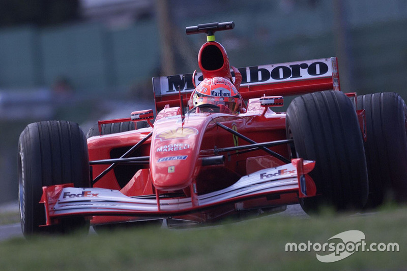 GP do Japão 2001