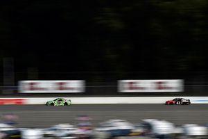 Kyle Busch, Joe Gibbs Racing, Toyota Camry Interstate Batteries, Kurt Busch, Stewart-Haas Racing, Ford Fusion Haas Automation