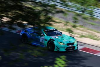 #3 Falken Motorsports BMW M6 GT3: Stef Dusseldorp, Alexandre Imperatori