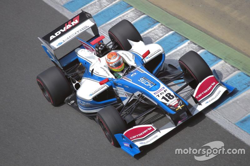 Yuichi Nakayama(carrozzeria Team KCMG)