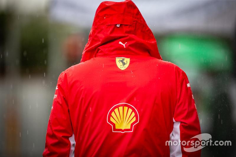 Kimi Räikkönen, Ferrari SF71H