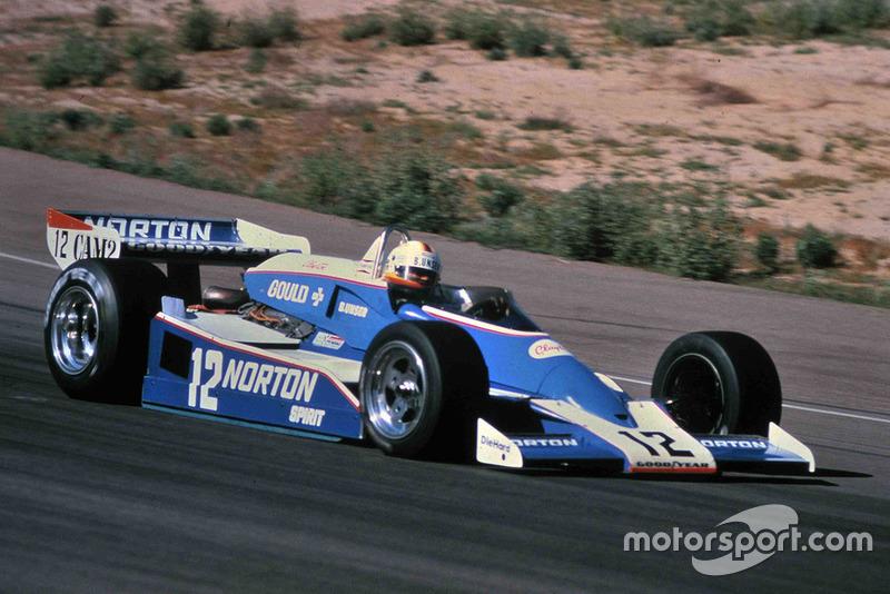 Bobby Unser se llevó esa carrera, pero en IndyCar, esos dos años