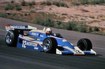 Bobby Unser, Penske PC7