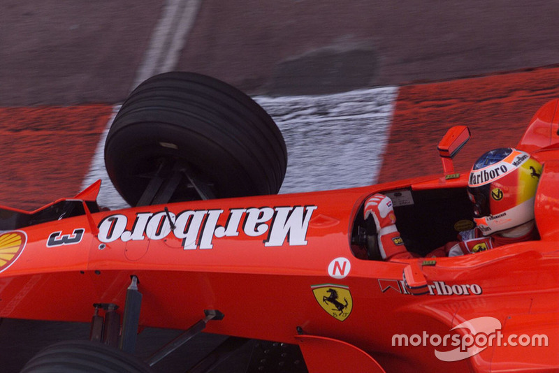 1999 Michael Schumacher, Ferrari