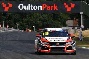 Ashley Sutton, Pyro Motorsport, Honda Civic Type R TCR FK7