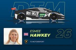 Esme Hawkey, T3 Motorsport