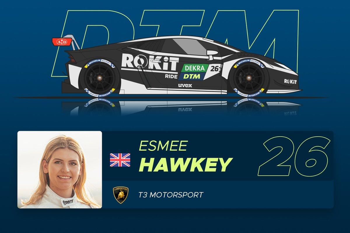 #26 Esmee Hawkey (23) - Ranking: * (1 Stern)