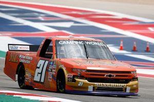 Zane Smith, GMS Racing, Chevrolet Silverado MRC Contruction
