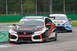 Jonathan Giacon, Tecnodom Sport, Honda Civic Type R TCR