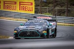 #20 SPS automotive performance Mercedes-AMG GT3: Valentin Pierburg, Dominik Baumann