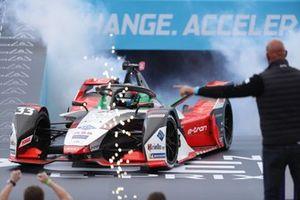 Segundo lugar Rene Rast, Audi Sport ABT Schaeffler