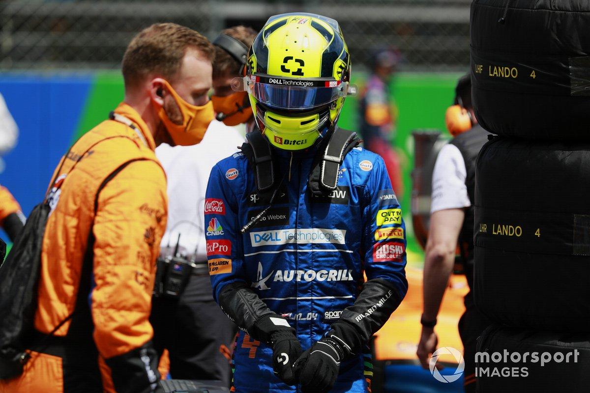 Lando Norris, McLaren: 9 puan