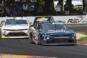 Jeremy Clements, Jeremy Clements Racing, Chevrolet Camaro Whitetail Smokeless, Alex Labbe, DGM Racing, Chevrolet Camaro Can-Am
