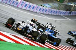 Amaury Cordeel, Campos Racing, Calan Williams, Jenzer Motorsport