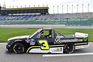 Jordan Anderson, Jordan Anderson Racing, Chevrolet Silverado EasyCare/BG Services/Bommarito