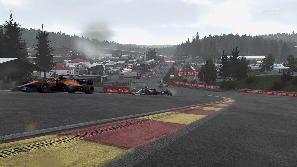 Imagen del F1 2021