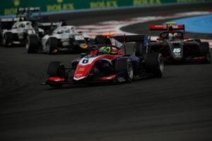 David Schumacher, Trident, devance Oliver Rasmussen, HWA Racelab
