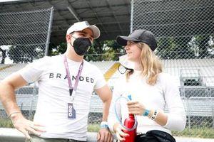 Esmee Hawkey, T3-Motorsport, mit Jordan Lee Pepper