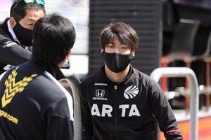 Nirei Fukuzumi, #8 ARTA NSX-GT