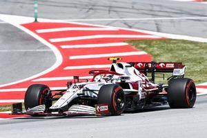 Антонио Джовинацци, Alfa Romeo Racing C41