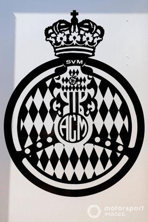The Automobile Club de Monaco crest