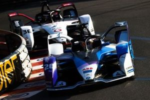 Maximilian Gunther, BMW i Andretti Motorsport, BMW iFE.21, Andre Lotterer, Tag Heuer Porsche, Porsche 99X Electric