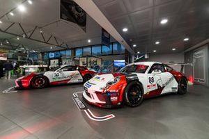 Auto di Benedetto Strignano e Piergiacomo Randazzo, AB Racing