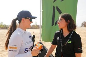 Sara Price, Chip Ganassi Racing Jamie Chadwick, Veloce Racing