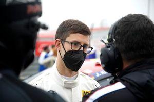 #20 Schubert Motorsport BMW M6 GT3: Alexander Sims