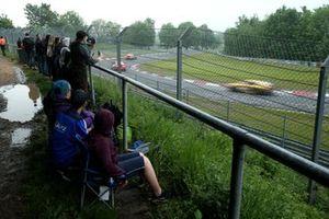 Fans der Nürburgring-Nordschleife