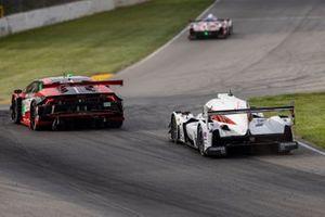 #55 Mazda Motorsports Mazda DPi: Oliver Jarvis, Harry Tincknell, #1 Paul Miller Racing Lamborghini Huracan GT3, GTD: Madison Snow, Bryan Sellers