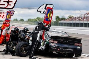 Garrett Smithley, Rick Ware Racing, Chevrolet Camaro RichMar Florists