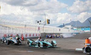 Mitch Evans, Jaguar Racing, Jaguar I-TYPE 5, Stoffel Vandoorne, Mercedes Benz EQ, EQ Silver Arrow 02