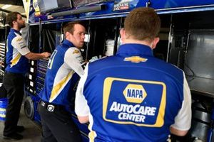 Matt Barndt, Chase Elliott, Hendrick Motorsports, Chevrolet Camaro NAPA Auto Parts