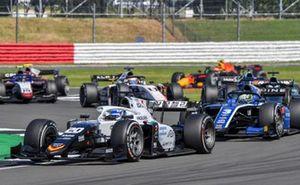 Matteo Nannini, Campos Racing, Guanyu Zhou, Uni-Virtuosi Racing
