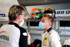 #22 WTM Powered by Phoenix Ferrari 488 GT3: Indy Dontje, Jochen Krumbach