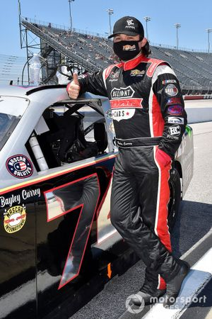 Bayley Currey, Mike Harmon Racing, Chevrolet Camaro Providing Hope VA