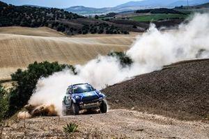 #208 Agrorodeo Mini John Cooper Works Rally: Zala Vaidotas, Paulo Fiuza