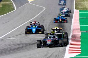 Roman Stanek, Hitech Grand Prix, Matteo Nannini, HWA Racelab, Tijmen Van Der Helm, MP Motorsport
