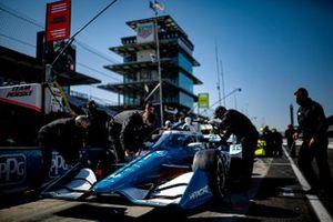 Scott McLaughlin, Team Penske Chevrolet crew
