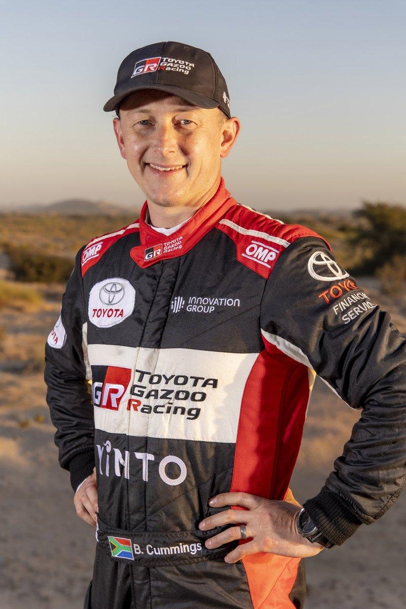 Brett Cummings, Toyota Gazoo Racing