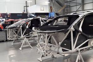 Bahrain Raid Xtreme Hunter T1+ car built